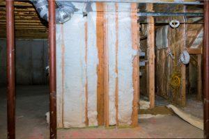 Salem crawl space insulation